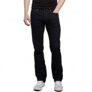 CCS Banks Slim Straight Fit Jeans - Dark Indigo