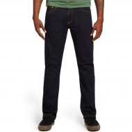 CCS Banks Straight Fit Jeans - Dark Indigo