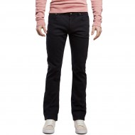 CCS Banks Straight Fit Jeans - Washed Black