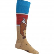Burton Party Snowboard Socks - Toro