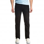 CCS Banks Slim Straight Fit Jeans - Black