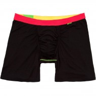 MyPakage Weekday Boxer Brief - Black/Red/Yellow