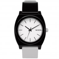 Nixon Time Teller P Watch - Black/White