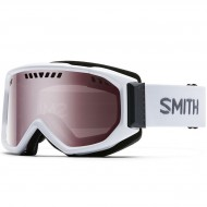 Smith Scope Snowboard Goggles - White with Ignitor Mirror