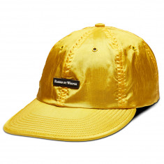 Raised By Wolves Trilobal 6 Panel Hat - Gold