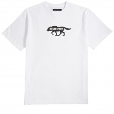 Raised By Wolves Restricted T-Shirt - White