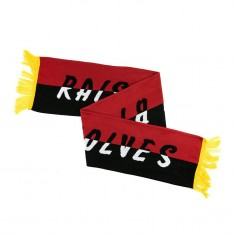 Raised by Wolves Some Girls Scarf - Black