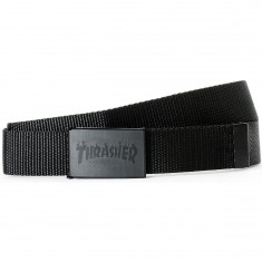 Thrasher Flame With Buckle Bottle Opener Belt