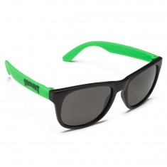 Thrasher Logo Sunglasses - Green