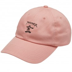 Thrasher Gonz Old Timer Hat - Pink