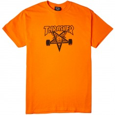 Thrasher Skate Goat T-Shirt - Saftey Orange