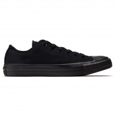 9c986e40dece Converse Unisex Chuck Taylor All Star Ox Shoes - Black Monochrome