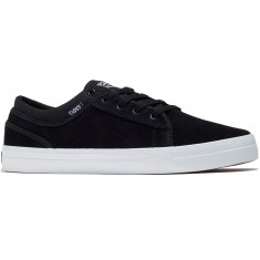 DVS Aversa Shoes - Black Suede
