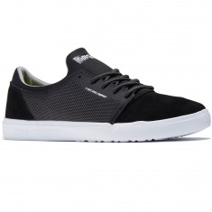 DVS Stratos LT Shoes - Black Woven