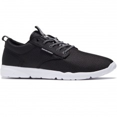 DVS Premier 2.0 Shoes - Black Mesh/White