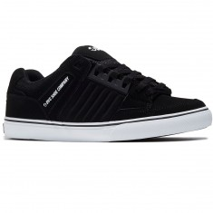 DVS Celsius CT Shoes - Black Leather Nubuck