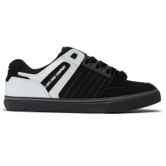 DVS Celsius CT Shoes - White/Black Nubuck