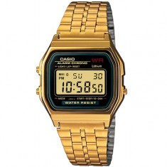G-Shock A159 Watch - Gold