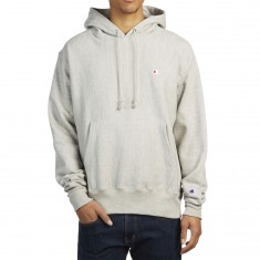 Champion Reverse Weave Pullover Hoodie - Oxford Grey