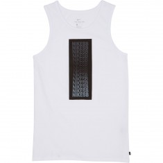 Nike SB Tank Top - White/Black