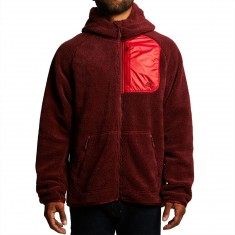 Nike SB Everett Hoodie - Dark Team Red/Gym Red/Dark Team Red