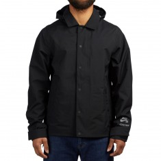 Nike SB Gore Coaches Jacket - Black/Cool Grey