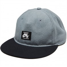 Nike SB Warmth True Hat - Cool Grey/Black/Black