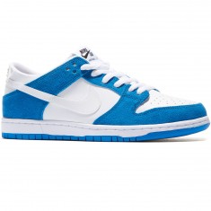 Nike Dunk Low Pro Ishod Wair Shoes - Blue Spark/Black/White
