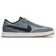 Nike SB FC Classic Shoes - Cool Grey/Black/White/Vivid Orange