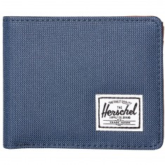 Herschel Hank Wallet - Poly Navy/Tan