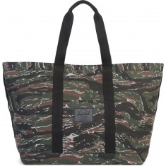 Herschel Bamfield Tote - Cotton Twill Tiger Surplus