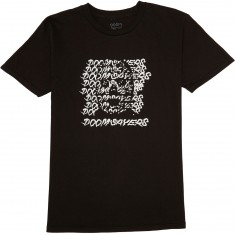 Doom Sayers Ghost Face T-Shirt - Black