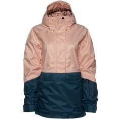 Saga Rogue Womens Snowboard Jacket 2018 - Salmon
