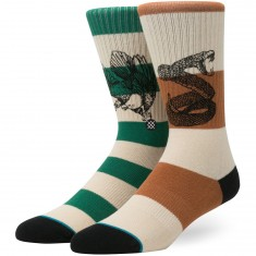 Stance Hecho Socks - Brown