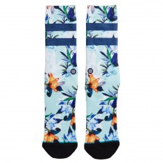 Stance Wipeout Socks - Blue