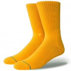 Stance Icon Socks - Gold