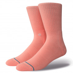 Stance Icon Socks - Pastel Pnk