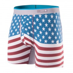 Stance Bicentennial Boxer Brief - Red