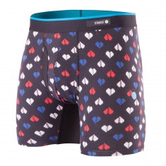 Stance Game Over Boxer Brief - Black