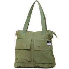RVCA Cooked Tote - Olive