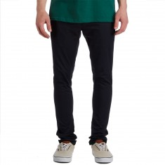 RVCA Stapler Curren Chino Pants - Black