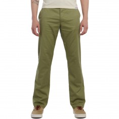 RVCA Weekend Stretch Pants - Cadet Green