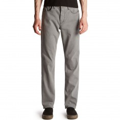RVCA Stay RVCA Denim Pants - Peroxide Grey