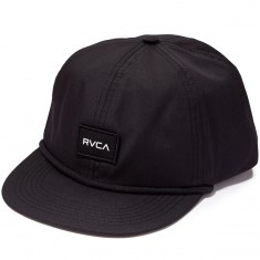RVCA Curren Caples Hat - Black