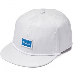 RVCA Curren Caples Hat - Off White
