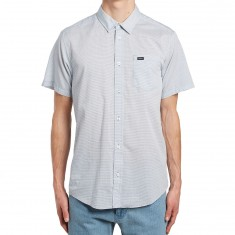 RVCA Current Stripe Shirt - Antique White