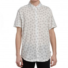 RVCA Ring Shirt - Antique White