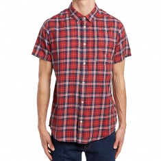 RVCA Sid Shirt - Pompei Red