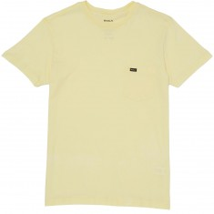 RVCA PTC Fade T-Shirt - Lemonade