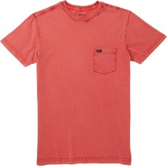 RVCA PTC Fade T-Shirt - Poppy Red